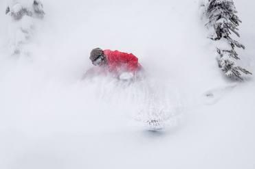 Revelstoke snowfall