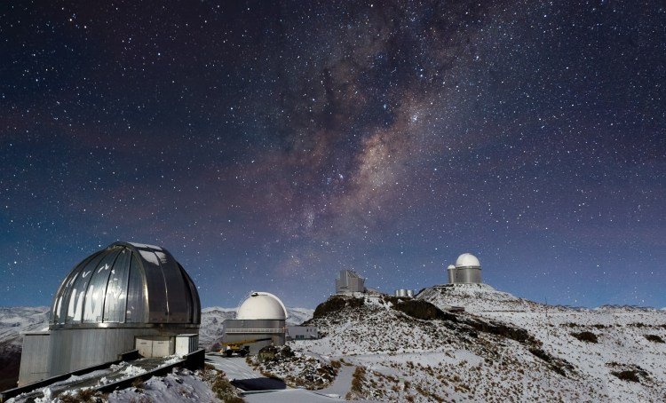 star gazing Atacama, astronomy Atacama