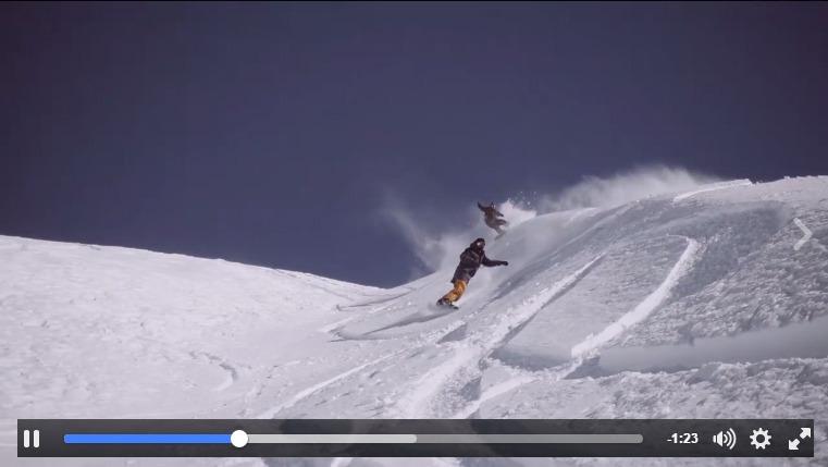 South America's ski season has started