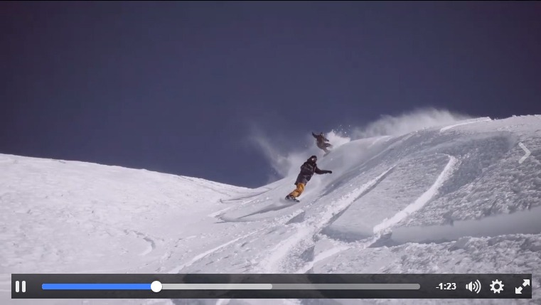 South America's ski season has started