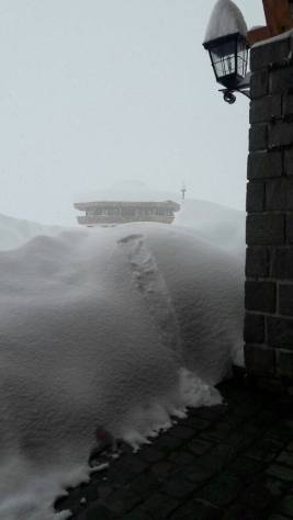 Portillo snow