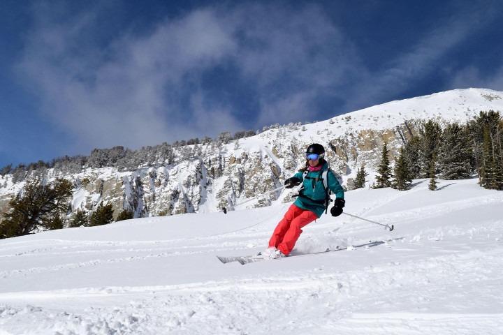 Big Sky Early Season Women's Ski Camp, Big Sky Women's Ski Clinics