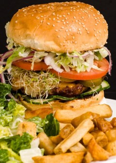 Splitz Burger