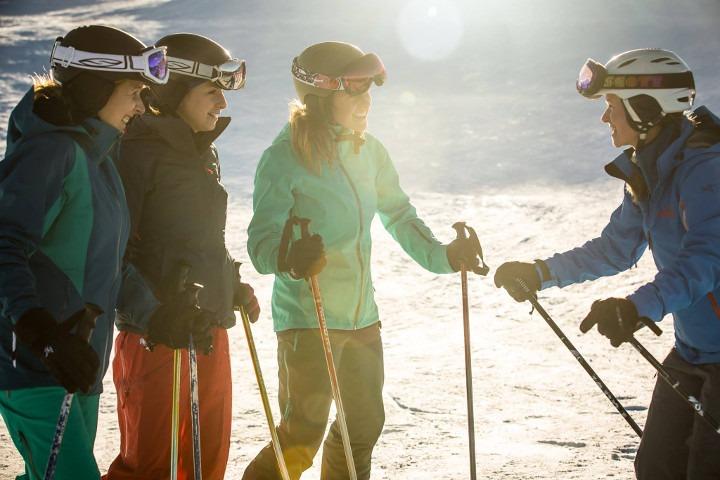 Whistler Women's Ski & Snowboard Camps 2017