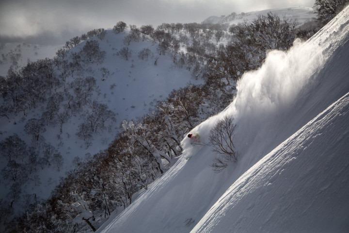Kiroro ski resort, Kiroro skiing, first ski trip Kiroro
