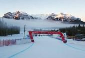 Lake Louise Women's Downhill Course