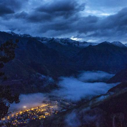 Telluride's August freshies. | Photo: Telluride Ski Resort