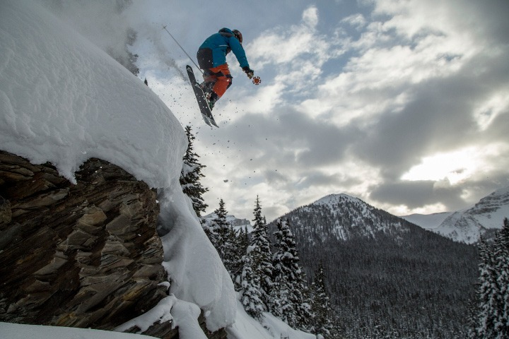 Larch Lookout Chutes