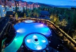 Steamboat Grand pool
