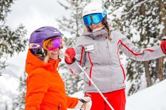 Private lessons Aspen Snowmass