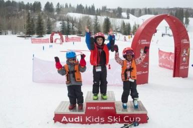 snowmass children's race arena