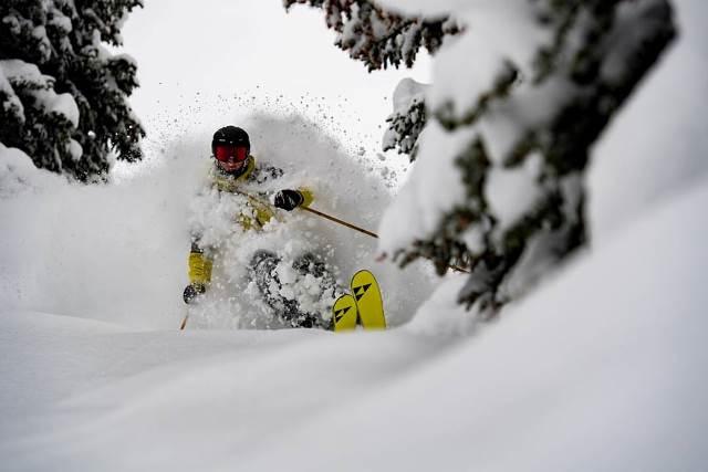 alta skiing snow utah