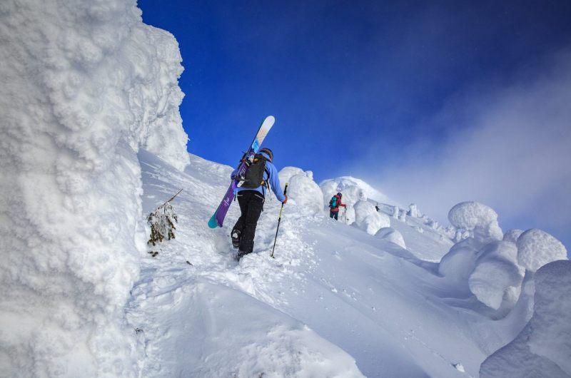 Mount Mackenzie hike Revelstoke