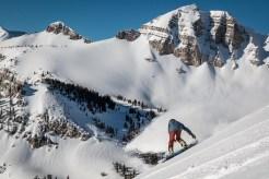Jackson Hole snow, Jackson Hole powder
