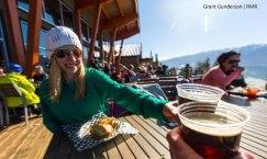 Revelstoke apres ski