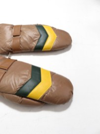 70s puffy mittens
