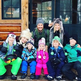 Kate Hudson Aspen, Kate Hudson pine creek cookhouse
