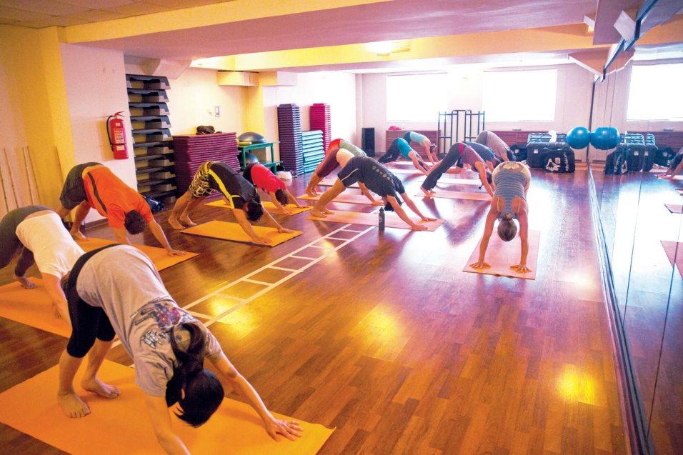 Portillo yoga studio, portillo chile