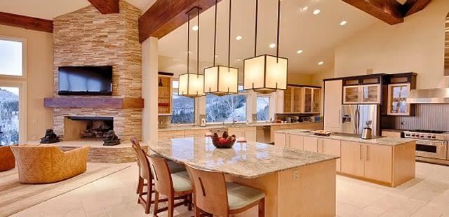 Sky Villa Home in Park City, Utah.