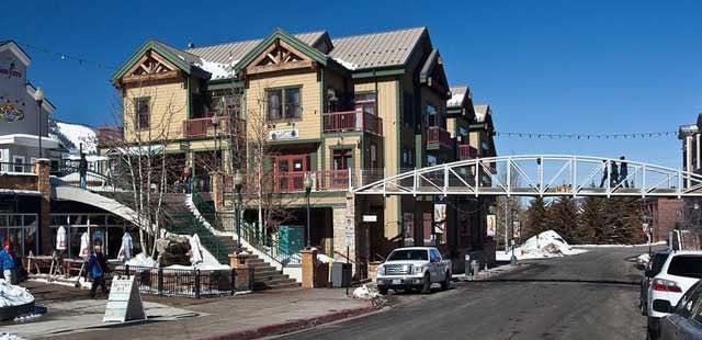 Lift Lodge in Park City, Utah.
