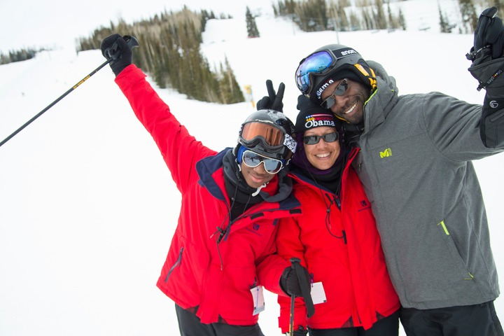 family ski trips, family bonding in the mountains