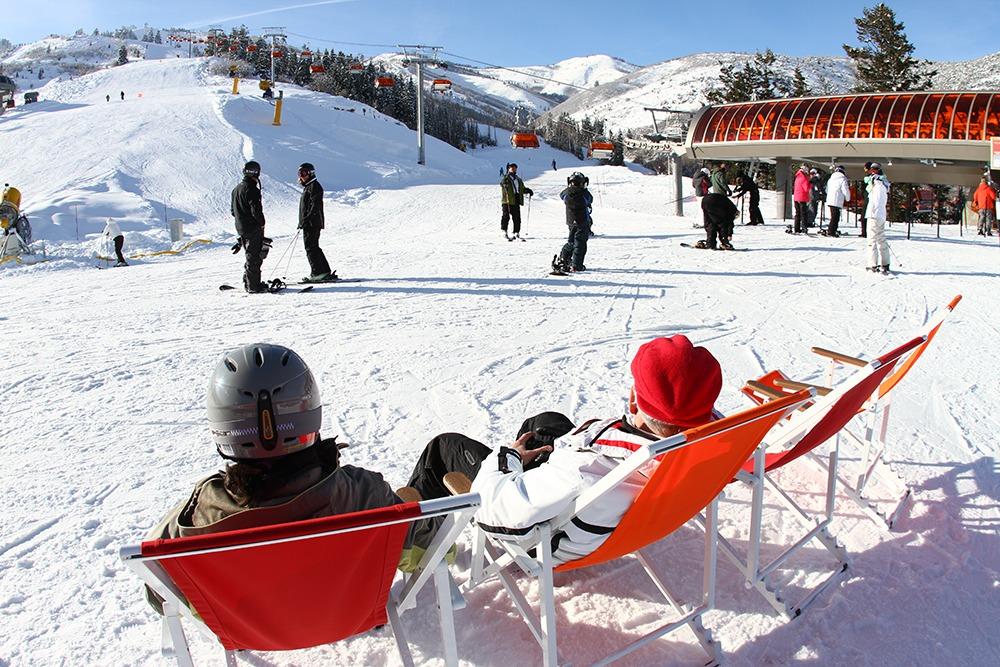 skiing park city, park city ski trip