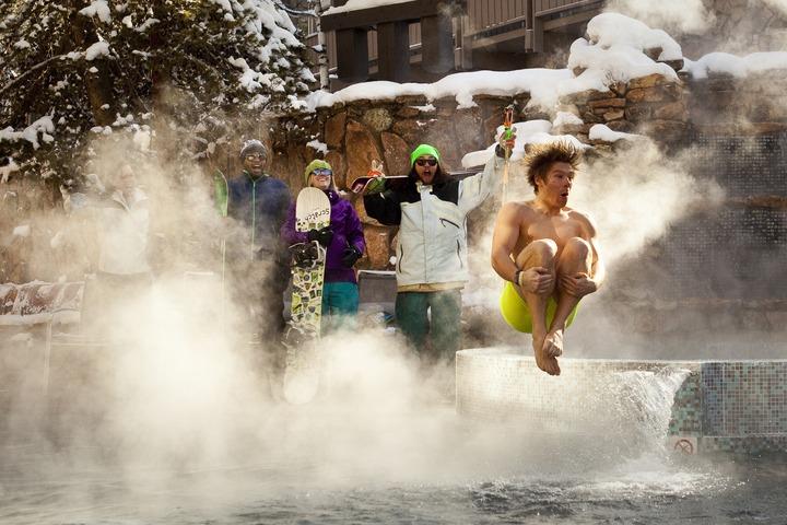 aspen apres ski, sky hotel aspen