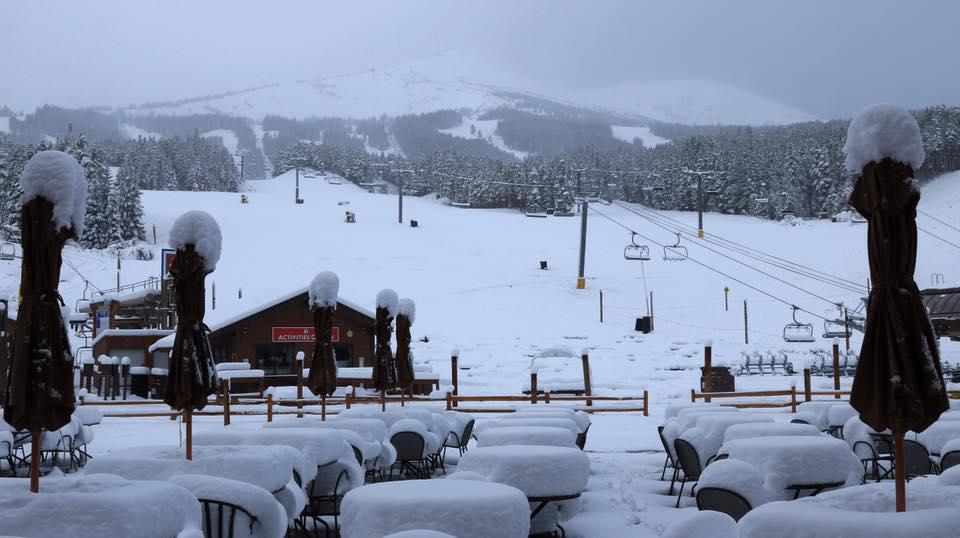 october snow breckenridge, october snow coloraod