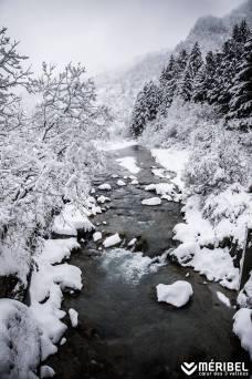Meribel is set to open Dec. 9. | Photo Meribel, Les 3 Vallees