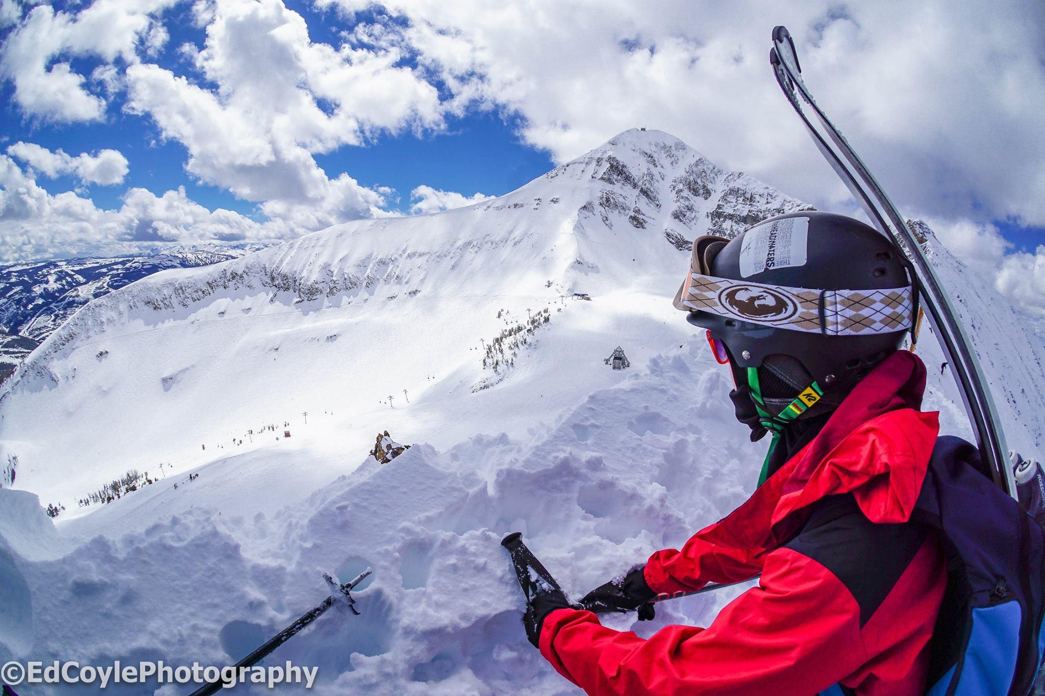 Big Sky La Nina, most snowfall during la nina