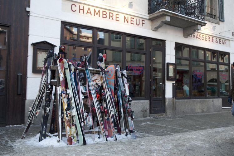 apres ski chamonix, apres ski alps
