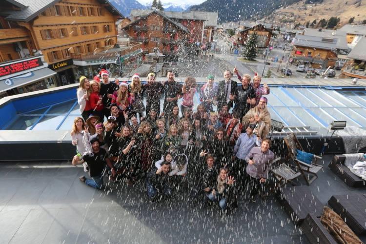 Farinet Verbier, apres ski verbier, apres ski alps