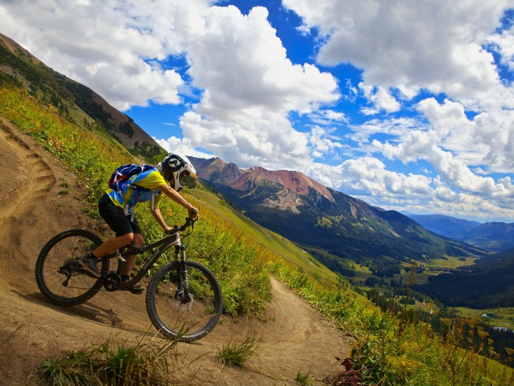 Best Ski Resorts For Mountain Biking