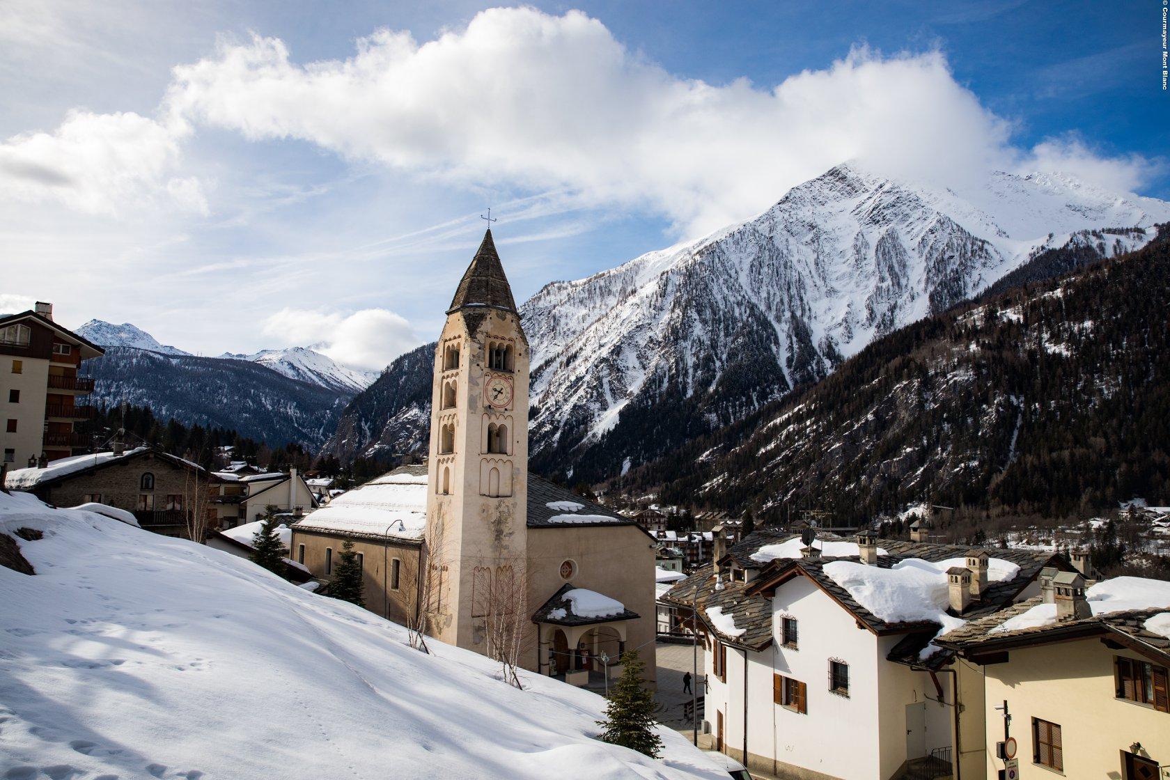 courmayeur ski trip, courmayeur ski vacation