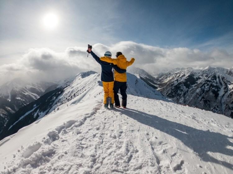 Aspen Highlands Vertical drop highlands bowl