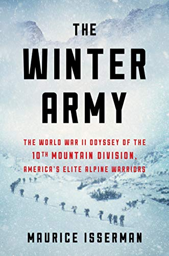 books about the mountains, 10th mountain division history