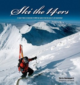 Ski the 14'ers by Chris Davenport
