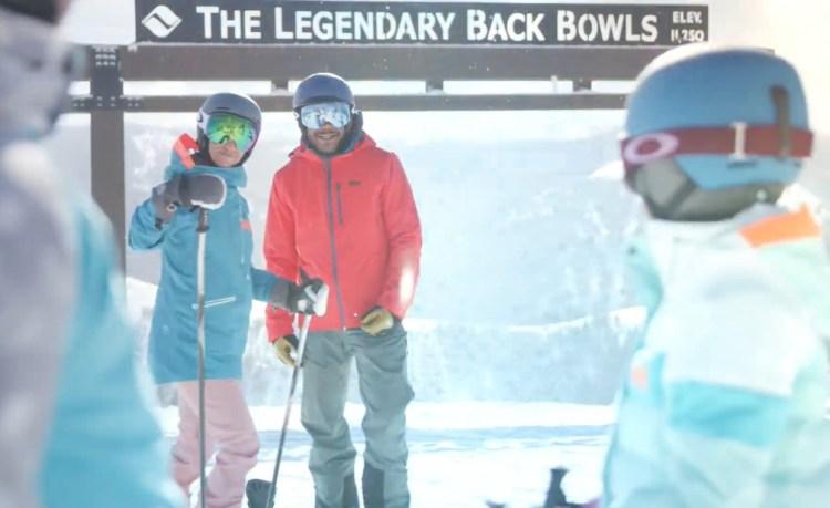 Ski resorts skier type expert skiing beginner skiing powder