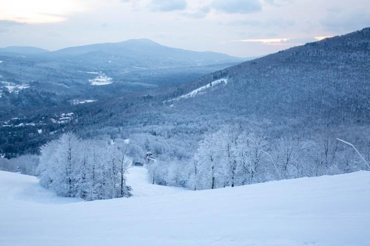 Ski Road Trip East Coast