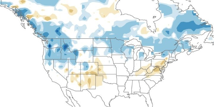 La Nina Snow Forecast Winter