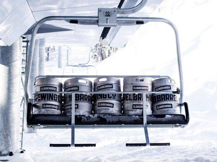 Best ski breweries