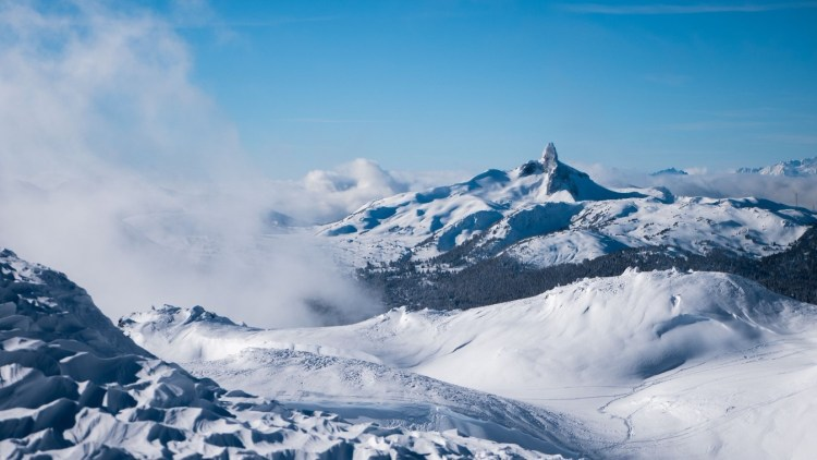 Where to go skiing or snowboarding in British Columbia, Canada