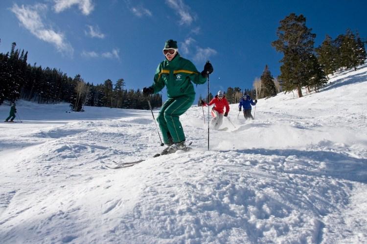 Deer Valley resort ski tops and guide