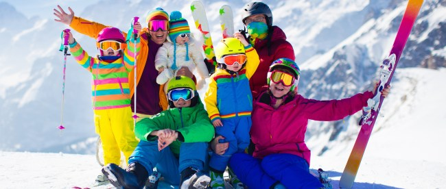 Skiing With Kids: Everything You Need to Know
