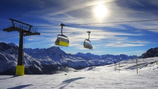 Top 5 Swiss Ski Resorts