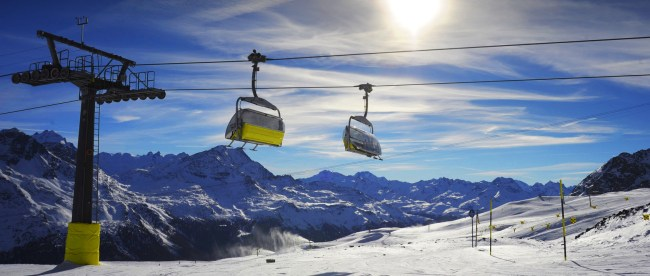 Top 5 Swiss Ski Resorts