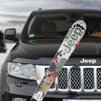 Neuer Jeep ist ein Spezialist für die Skipiste