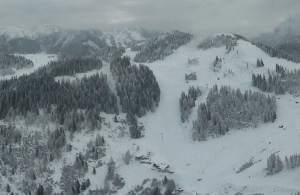 Alpendorf Winter Start