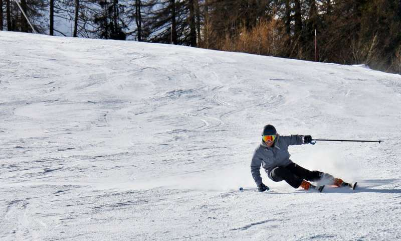 health benefits of skiing- ski basics
