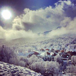 best catered ski chalet in meribel